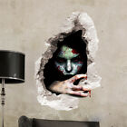 Happy Halloween Household Room Wall Sticker Mural Decor Decal Removable Terror