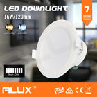 16W IP44 NON-DIMMABLE LED DOWNLIGHT KIT 120MM CUTOUT WARM/DAYLIGHT WHITE 1