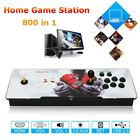 846 In 1 Multiplayer Arcade Game Console Kit Set Double Joystick Console LOT FY