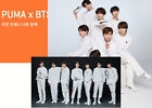 [BTS] PUMA x BTS Shoes Limited Edition COURT STAR Special Photo Card+US Tracking