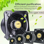2017 Variable Speed Shutter Exhaust Fan Wall-Mounted Blower Air ejector fan home