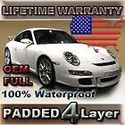 [CCT] 4 Layer Weather/Waterproof Full Car Cover For Ford Thunderbird 1989-1997