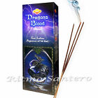 DRAGONS BLOOD-SANGRE DE DRAGON Incense Sticks Spell Cast Wicca Ritual Incienso