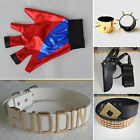 Women Suicide Squad Batman DC Comic Harley Quinn Halloween Cosplay Props Lots