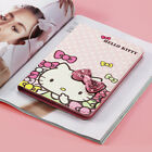 Kawaii Cartoon Kitty Cat Bowknots Pink Smart Case Cover For Ipad Mini
