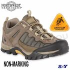 Mens Casual Work Hiking Trail Shoes Boots Non Marking nt hiker LIGHT WeIGHT