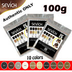 Sevich Refill Hair Fibers Keratin Building Thickening Pack 100g Fibre Loss NEW!!