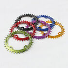 BCD 104mm Bike Bicycle Single Narrow Wide Round/Oval Chainring Chain 32/34/36T