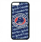 Columbus Blue Jackets Phone Case For iPhone X XS Max 8 7 6 PLUS Black TPU Cover $13.95 USD on eBay