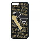 Pittsburgh Penguins Phone Case For iPhone X XS Max 8 8+ 7 6 Plus 5 4 Black TPU C $13.95 USD on eBay