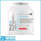 2kg PhD Nutrition Synergy ISO 7 All in One Protein + Stainless Steel Shaker