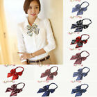 Внешний вид - 15 Type Fashion Lady's Uniform Business Suit Banquet Knot Bow Tie Necktie
