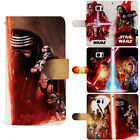 Star Wars Flip Wallet Phone Case For Iphone X/5/6/7/8 plus & S8+ Note 8/5 S7/6/5 $20.52 CAD on eBay