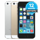Apple iPhone 5S Factory New Unlocked 16GB 32GB Smartphone SIM free