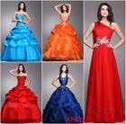 2017 Stock New Quinceanera Formal Prom Party Ball Gown Wedding Dress-XSQ