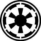 Star Wars inspired Imperial Car Decal $4.99 CAD
