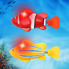 Lighting Funny Baby Swimming Smart Fish Toys Bathing Accessories Robot Kids Toy
