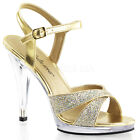 Gold Salsa Ballroom Dance Heels Drag Queen Mens Crossdresser Shoes 12 13 14 15