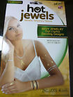 HOT JEWELS ~4 SHEETS OF TEMPORARY JEWELREY TATOOS FUN