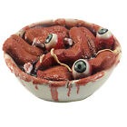 Smiffys Latex Gory Gourmet Tongue Bowl Halloween New Fancy Dress Party Prop