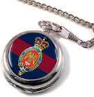 Blues and Royals Full Hunter Pocket Watch (Optional Engraving)