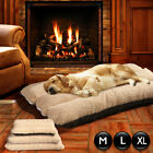 Pet Supplies - Pet Bed Mattress Dog Cat Cushion Pillow Mat Blanket Soft Winter Warm Extra Large