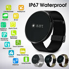 OLED Smart Band Blood Pressure Monitor IP67 Heart Rate Tracker Sport Wristband