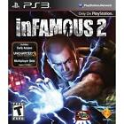 inFamous 2 (Sony PlayStation 3, 2011)