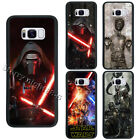 Star Wars Kylo Ren Han Solo Phone Case Cover For Samsung S8+ S7/6 Edge Note 8/5 $5.78 USD