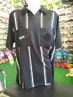 OFFICIAL SPORTS SOCCER REFEREE JERSEY ECONOMY SHORT SLEEVE