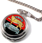 Leicestershire Regiment Full Hunter Pocket Watch (Optional Engraving)