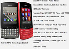 Brand New Genuine Nokia Asha 303 Touch & Type QWERTY Wifi 3G Unlocked Smartphone