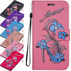 Luxury Wallet Magnetic Stand Flip Leather Pattern Case Cover For Huawei Bumper