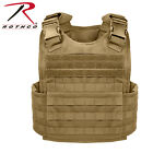 Rothco MOLLE Tactical Plate Carrier Vest 8922,8923,8924,8932