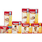 HUGGIES Little Snugglers Baby Diapers Size P 1 2 3 4 5 NO TAX  CHEAP