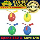Flying Balloon Helicopter toy party novelty filler gift outdoor toys