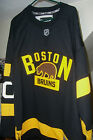 Boston Bruins Tuukka Rask 2016 Winter Classic Premier Player Mens Jersey 2XL