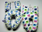 BABY 3 PIECE NECK CUSHION & SEAT BELT COVERS
