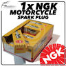 1x NGK Spark Plug for HONDA 125cc CB125F 15-> No.3901