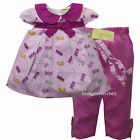 New Carter's Baby Girls Outfit Clothes 2 pcs top legging 3 6 9 12 18 24 months