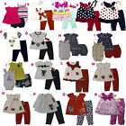 Внешний вид - New Carter's Baby Girls Outfit Clothes 2 pcs top legging 3 6 9 12 18 24 months