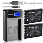 FNP60 Battery or LCD Slim Charger for KODAK EasyShare  LS443 LS633 LS743 LS753