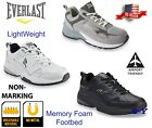 Everlast Sport Athletic Walking Shoes MEMORY FOAM FOOTBED LIght Weight ELs