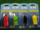 Acme T2000 Tornado Slim Line - pealess referee and safety whistle 117 dB