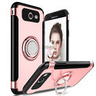 For Samsung Galaxy J7 V 2017/Sky Pro/Prime/Perx Case Hybrid Stand Hard TPU Cover