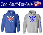 Chicago Cubs Baseball Pullover Hooded Sweatshirt on Ebay