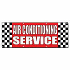 auto air condition service - Air Conditioning Service Auto Body Shop Car Vinyl Banner Sign With Grommets
