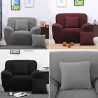 1x Protector Couch Cover High Springy Full cover for 1/2/3 Seater 3 Colors RW35