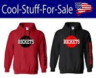 Houston Rockets Basketball Pullover Hooded Sweatshirt on eBay