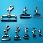 Bag Swivel trigger clips snap hook dog lead for 0.6cm - 3cm strapping